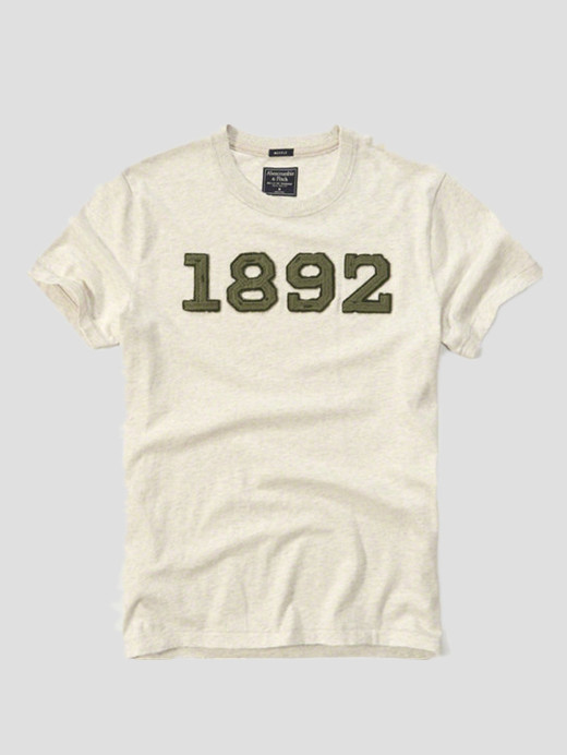 A&F 1892 BE TEE